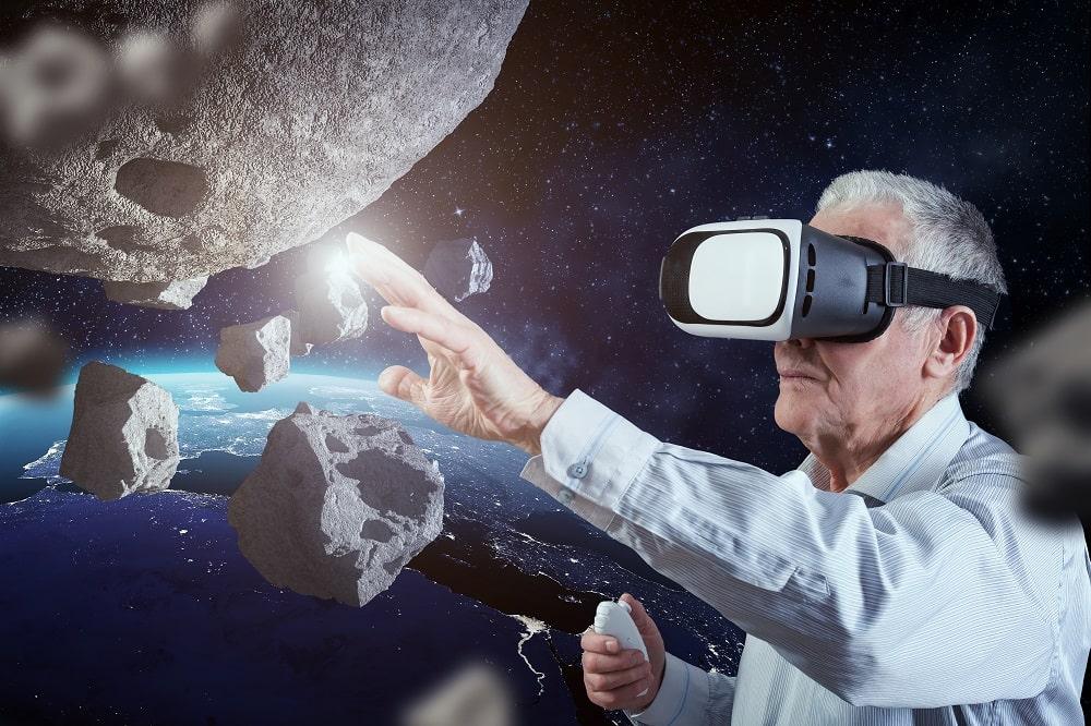 Ideaal voor wie nog nooit Virtual Reality heeft gedaan
