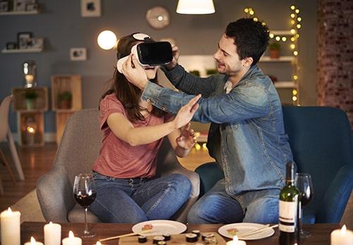 VR-Date