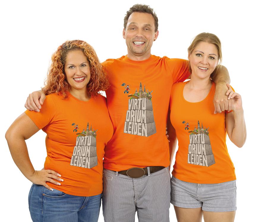 Leidse Plankuitdaging T-Shirt